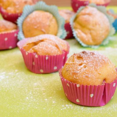 Vegane Muffins – ohne Ei, aber saftig und fluffig