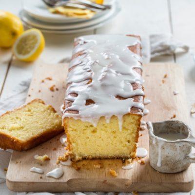 Saftigster Zitronenkuchen mit Öl und Orangensaft