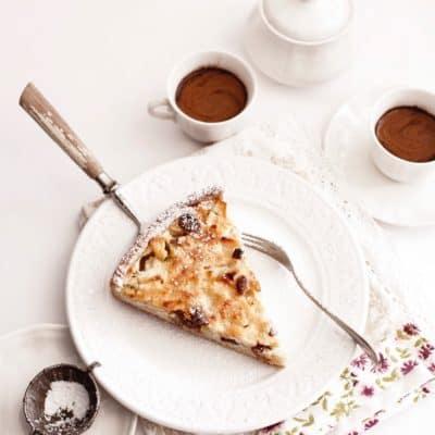 Apfel-Quark-Kuchen mit Lieblingskuchenpotenzial