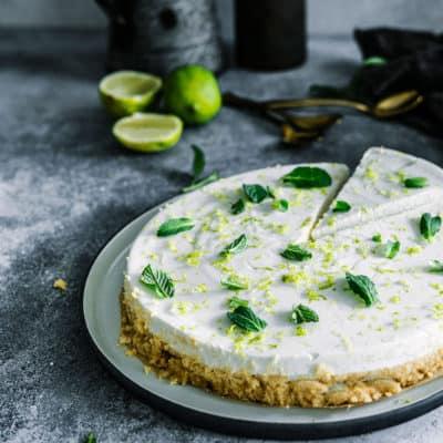 Cremige Hugo-Torte ohne Backen